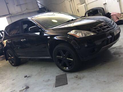 Nissan Murano * 12 months Rego! bargin of a buy!