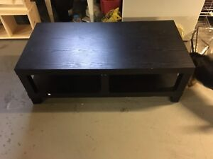 Coffee table + end tables + tv stand