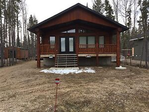 4 Season Cabin For Sale Chitek Lake