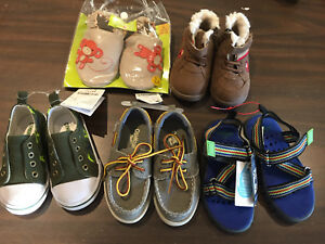 NWT! Baby/toddler running shoes/boots/slippers