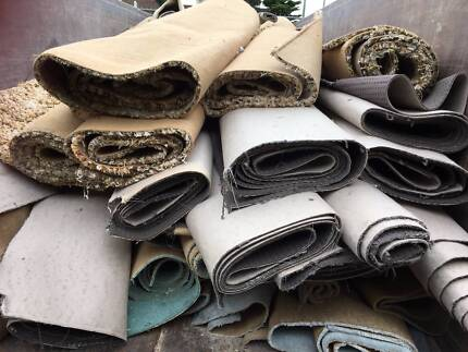 Free second hand carpet for pickup