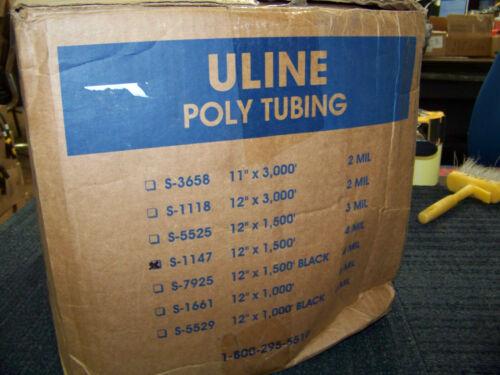 """Uline Polytubing 12"""" X 1500"""