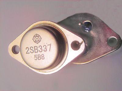 2sb337 Original Hitachi Germanium Transistor 2 Pcs
