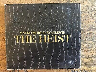 Macklemore And Ryan Lewis The Heist