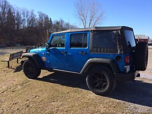 2016 WRANGLER WILLYS EDITION WINTER STORED
