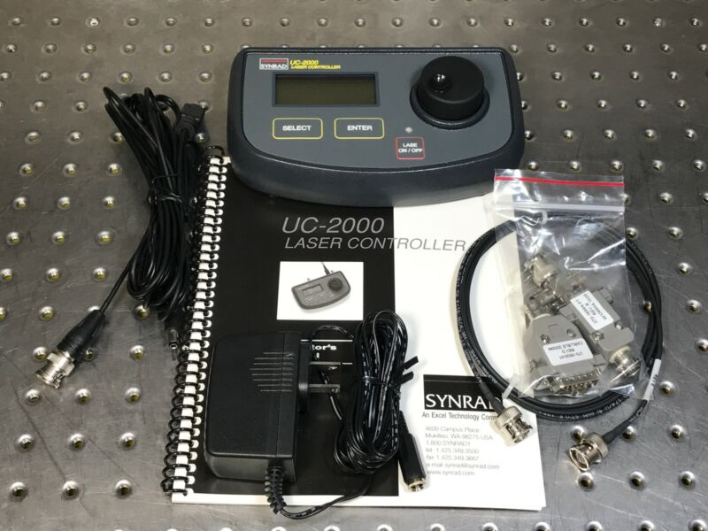 UC-2000 Universal Laser Controller for All Synrad CO2 Laser Systems, RF PWM 48