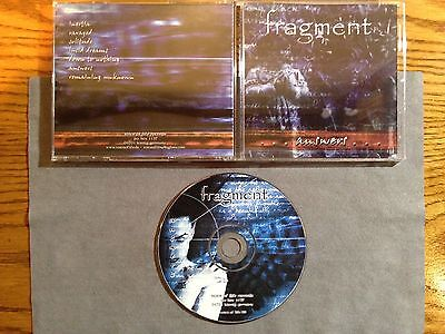 FRAGMENT - ANSWERS 2000 1PR NEW! THE RED CHORD NEGATE REPRISAL DESPISED ICON