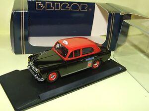 peugeot 403 taxi g7 1955 eligor 1355 1 43 ebay. Black Bedroom Furniture Sets. Home Design Ideas