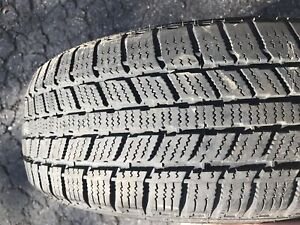 1 195/65R/15 used winter tire