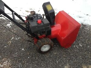 Good used snowblowers- free delivery
