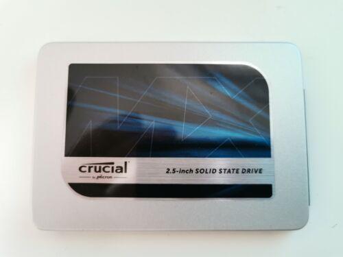 Crucial Mx300 500GB Interne SSD 2.5 Zoll