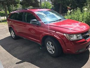 2009 Dodge Journey 4 Cyl e tested - Great family car and low km!