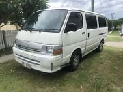 Toyota Hiace, Auto, camper ,RWC +REGO, new parts! Oxley Brisbane South West Preview