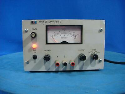 Agilent Hp 6282a 10v 10a 100w Dc Power Supply