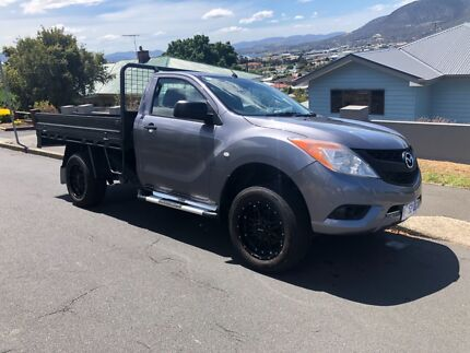 2014 Mazda BT-50 Ute West Moonah Glenorchy Area Preview