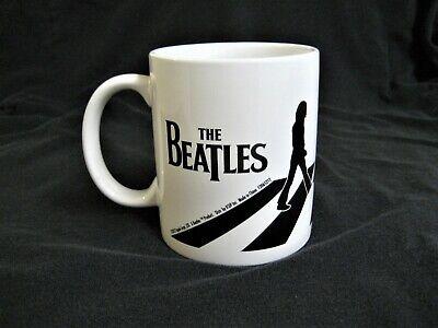 Road 12 Oz Mug - 2012 Beatles Abbey Road Black & White Ceramic Mug 12oz