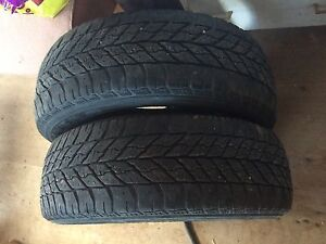 Two 195/60r15 winters