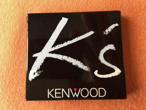 Minidisc Kenwood K