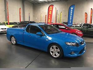 Ford Falcon xr6  Ute MY10 FAST FINANCE OR RENT TO OWN Arundel Gold Coast City Preview