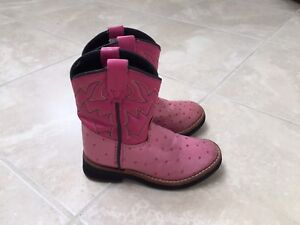 Toddler 6.5T cowboy boots