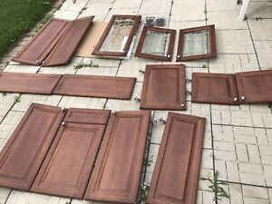 Kitchen cabinets for sale used great condition