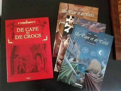 Coffret De Cape et De Crocs - Actes 1 à 3
