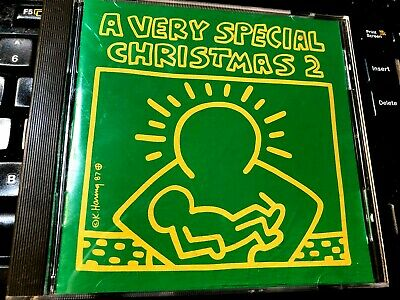 A Very Special Christmas 2 CD Tom Petty Bon Jovi Frank Sinatra Extreme Heart ()