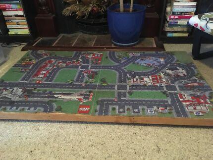 Lego / car activity table