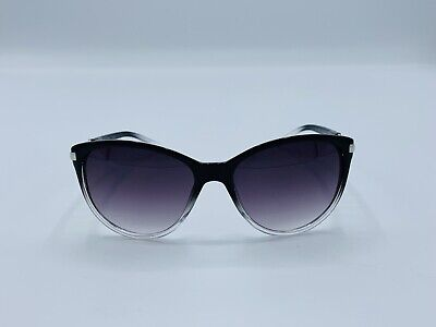Max Studio Studio M Sunglasses MS02 Black Black Gradient To Clear Frames (Studio M Sunglasses)