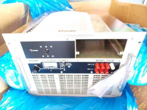 Elgar 1753B AC Power Source, Unused New Surplus