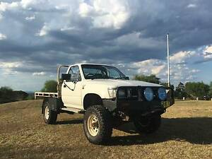 1992 Toyota Hilux Ln106 and Parts Newcastle Newcastle Area Preview