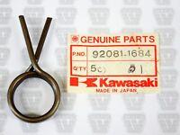 KAWASAKI 82-83 KX125 KX 125 MOTO-X REAR BRAKE PEDAL RETURN SPRING 92081-1503 NOS