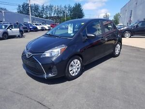 2015 Toyota Yaris L 5-Door AT  $ 140 B/W OAC