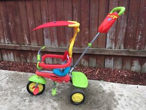 Smart Trike 4 in 1 tricycle
