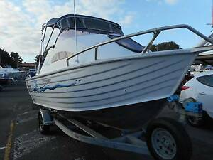 ALLY CRAFT 535 CUDDY CABIN ** IDEAL FOR FISHING** Runaway Bay Gold Coast North Preview