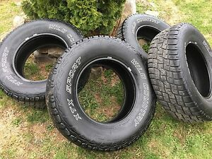 "17 "" all season tires"