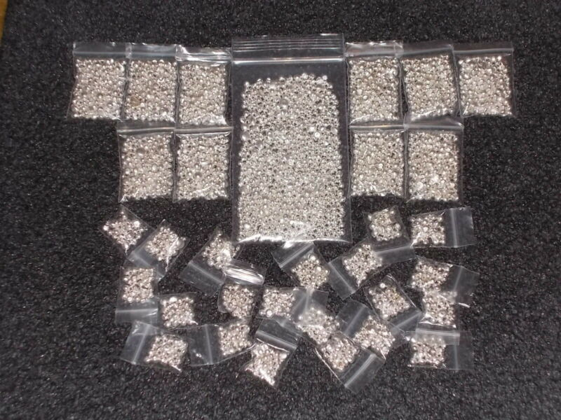 1 gram silver shot .9999 pure NO MIN !!! BUY 7 GET 1 FREE Starting at $.99/gr