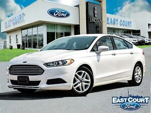 2016 Ford Fusion SE, $64/wk, certified, NAV, elect + heated seat