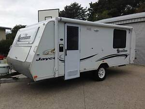 2005 Jayco Freedom 16ft with bunks, hot water and external shower Sandy Point South Gippsland Preview