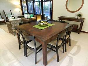 Bali Dinning Table 1.5m x1.5m - Hornsby, NSW Hornsby Hornsby Area Preview