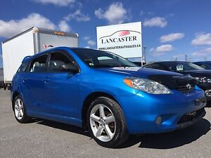 2007 Toyota Matrix TRD  **JUST REDUCED AND PRICED TO SELL!!**