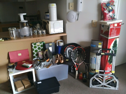 Welcome to our big Garage Sale - Sat-Sun from 10-am - 6pm