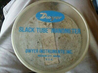 Dwyer Slack Tube Manometer Case Only