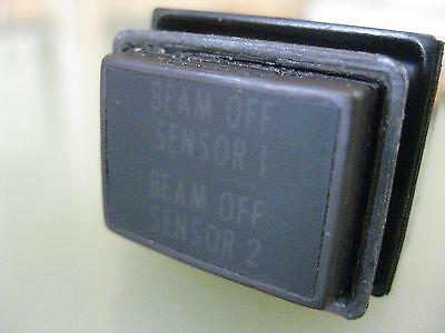 Ducommun Labarge Indicator Light 'Beam Off Sensor 1/2' p/n 10620GLD-15  New