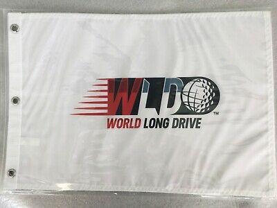 WORLD LONG DRIVE GOLF CHAMPIONSHIP  GOLF PIN FLAG