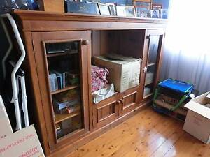 Baltic Pine TV Cabinet Normanhurst Hornsby Area Preview