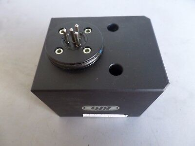 Big Daishowa Tool Checker Tool Holder Base Tlz-2 Lot 1211m Mona