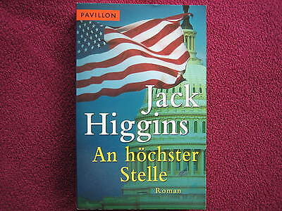 AN H CHSTER STELLE ROMAN JACK HIGGINS TB AUS 2006 WHITE HOUSE CONNECTION
