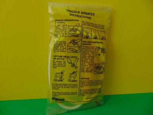 Ortho Chemical Trigger Sprayer New & Sealed