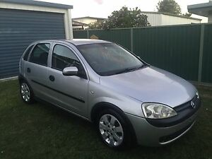 2004 holden xc barina 5 door hatch Kippa-ring Redcliffe Area Preview